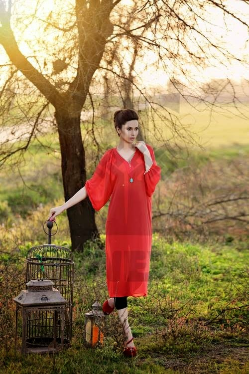 ZahraSaeedSpring SummerCollection 04  - Zahra Saeed Spring-Summer 2014 Collection