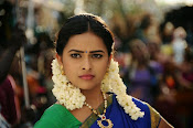 Sri Divya cute in half saree-thumbnail-2