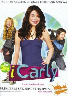 iCarly Download   iCarly   1ª,2ª,3ª Temporadas   AVI Dublado