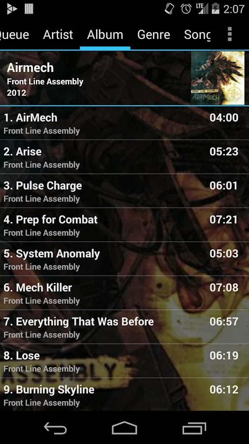 GoneMAD Music Player FULL v1.6.6