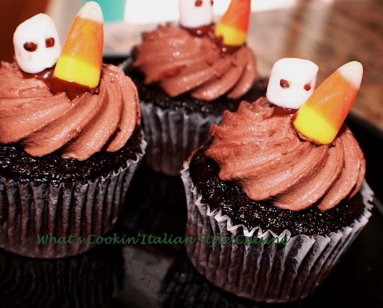 happy halloween chocolate cupcake recipe what 39 s cookin