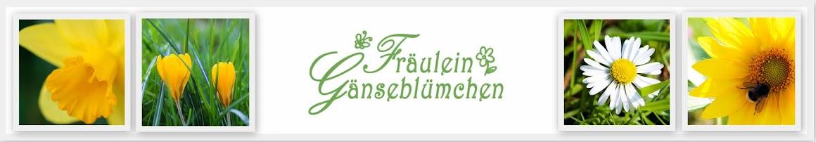 Fräulein Gänseblümchen