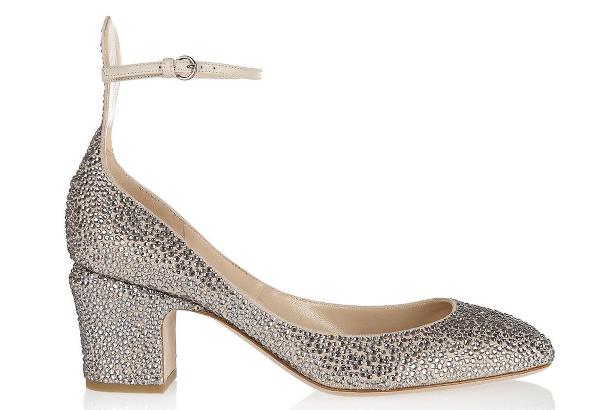 La moda y la mujer moderna zapatos de taco comodo y sensato - Baldas para zapatos ...