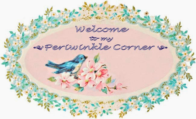 Welcome To My Periwinkle Corner