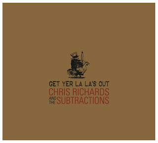 Chris Richards and the Subtractions set to release Get Yer La La's Out on May 29th