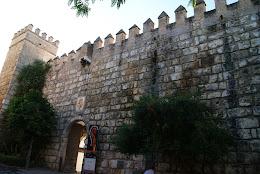 Murallas del Alcázar de Sevilla