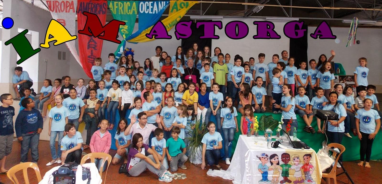 Infância e Adolescência Missionaria de Astorga