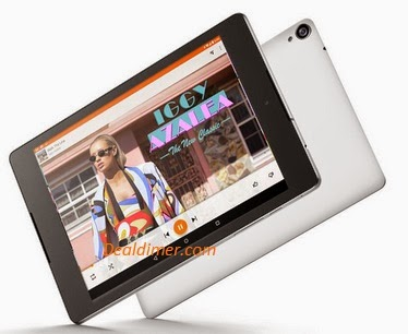 Google Nexus 9 Wi-Fi 16GB Tablet