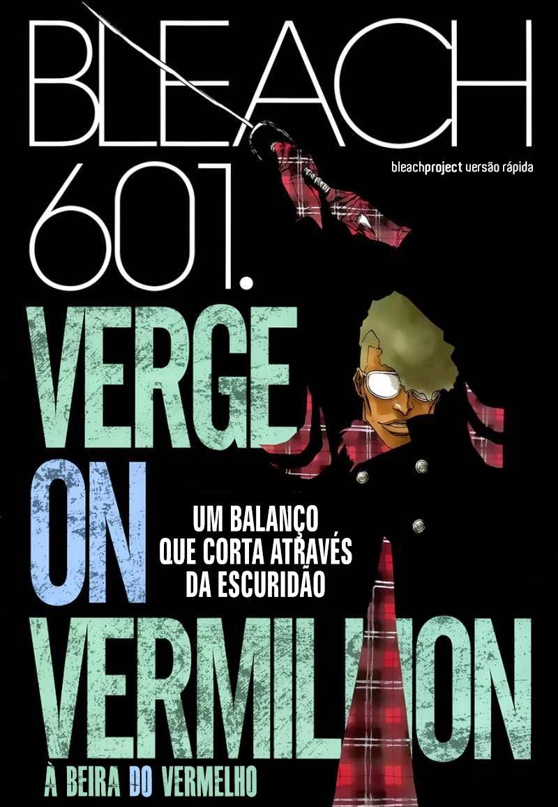 Bleach 601 Português Mangá