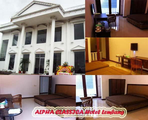 ALPHA CLASSICA Hotel Lembang