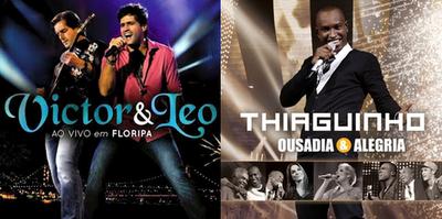 Downlond: Victor e Léo Part. Thiaguinho - Maluco (Lançamento  Top) [DVD 2012]