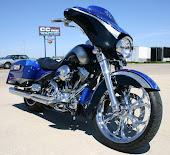 Harley Blue