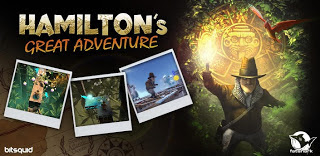 [Android] Hamilton's Adventure THD Full (Apk+Data)