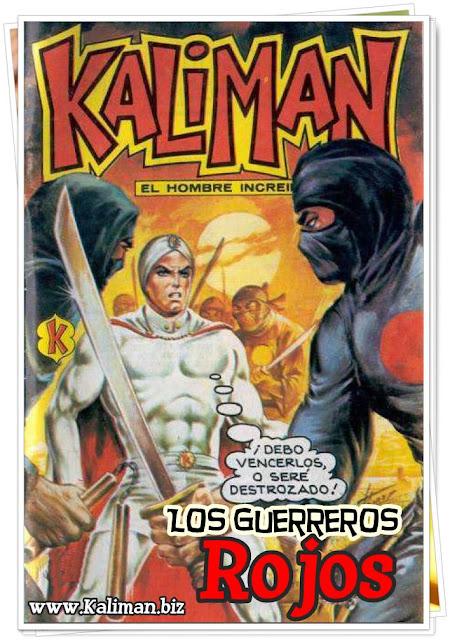 Los Guerreros Rojos