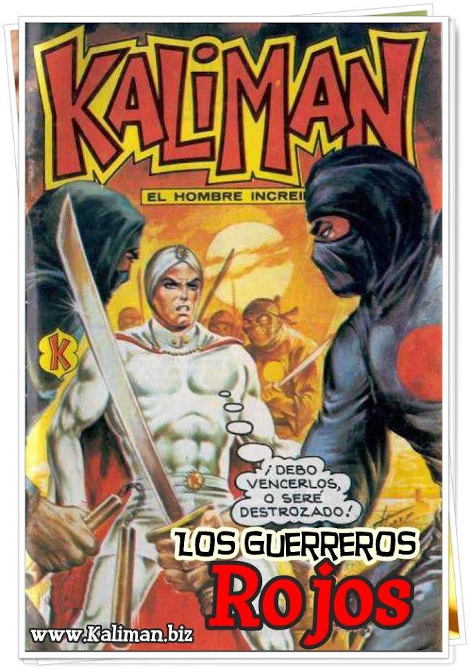 Los Guerreros Rojos.