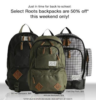 Roots Backpack Costco http://couponcanada.blogspot.com/2011_09_01_archive.html