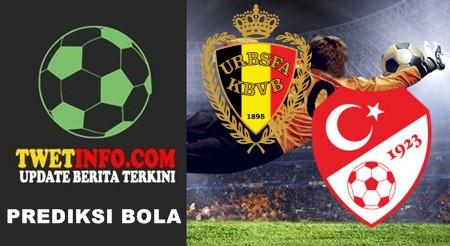 Prediksi Belgium U17 vs Turkey U17