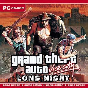 Grand theft auto vice city Long Night Zombies