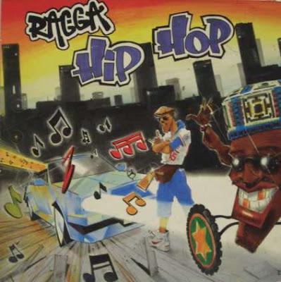 VA – Ragga Hip Hop Vol. 1 (Vinyl) (1989) (FLAC + 320 kbps)