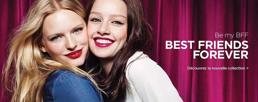 kiko best friends forever Côté Make-up cotemakeup.blogspot.fr