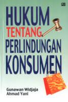 Undang-Undang Perlindungan Konsumen