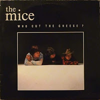 The Mice - Who Cut the Cheese? (1988, Waffle)