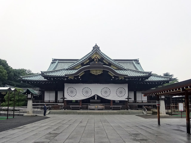 拝殿,靖国神社〈著作権フリー無料画像〉Free Stock Photos