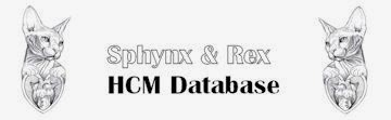 Sphynx & Rex HCM Database