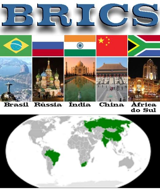 Rússia cria comitê de pesquisa do grupo BRICS