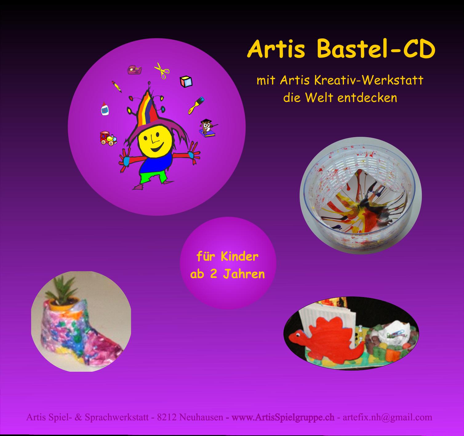 Artis Kreativ-Werkstatt