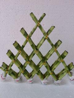 pohon bambu rejeki piramida