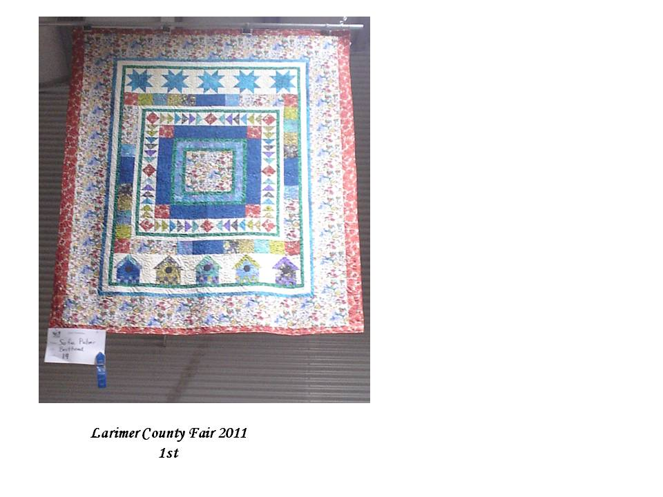 Prize winning quilts in Colorado | swdecoratives