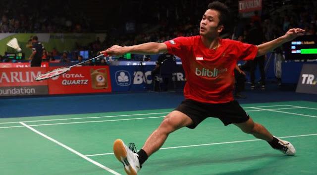 Akhirnya Jonathan Bisa Masuk Ke final BCA Indonesia Open Untuk mewakili Indonesia