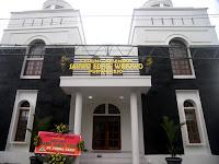Gedung Kesenian Sarwo Edhie Wibowo di Purworejo