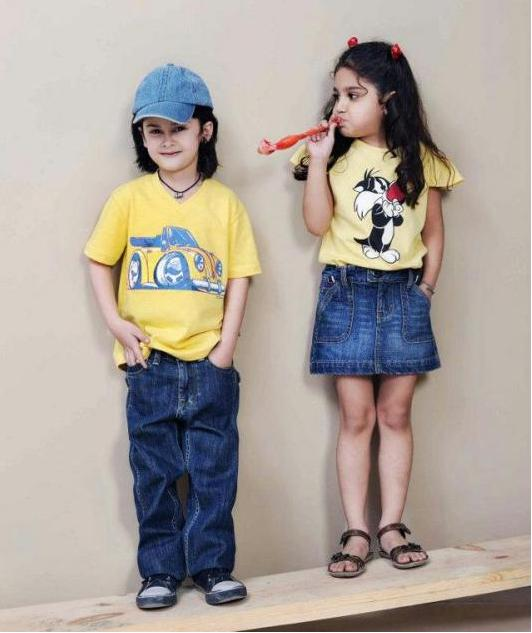 Hang ten Summer Collection 2012 for Kids