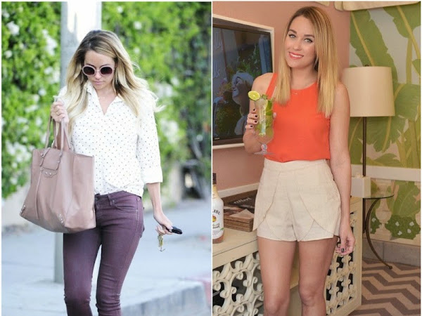 Lauren Conrad Spring/Summer Style Favourites
