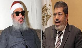 عمر عبد الرحمن يعلن تأييده لمرسي.. ويطالب أبو الفتوح بالسعي لمصلحة الدين والوطن بالتعاون مع الإخوان