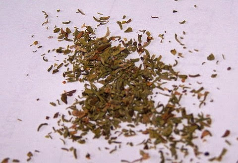 Dried Summer Savory Leaves