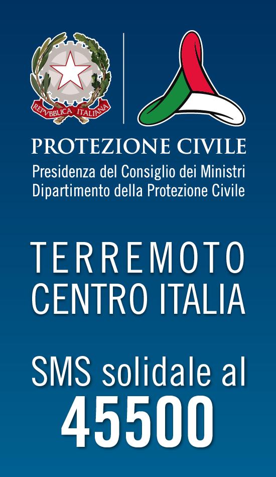 Dona per il terremoto in centro Italia