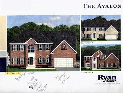 Ryan homes hanover floor plan floor plan collections house plans