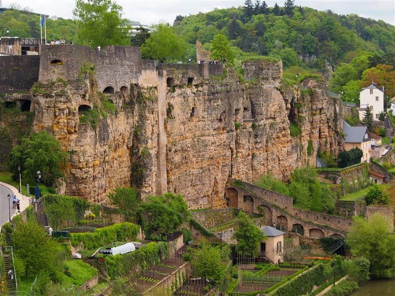 Casamatas de Luxemburgo