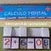 Libro móvil de operaciones ~ cálculo mental