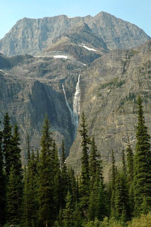 Helmet Falls, British Columbia, Canada