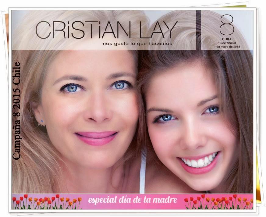 Cristian Lay Campaña 8 2015 Chile