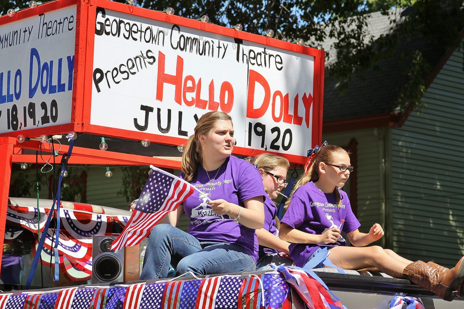 georgetowns 4th of july parade part 3 blueeyed kentucky