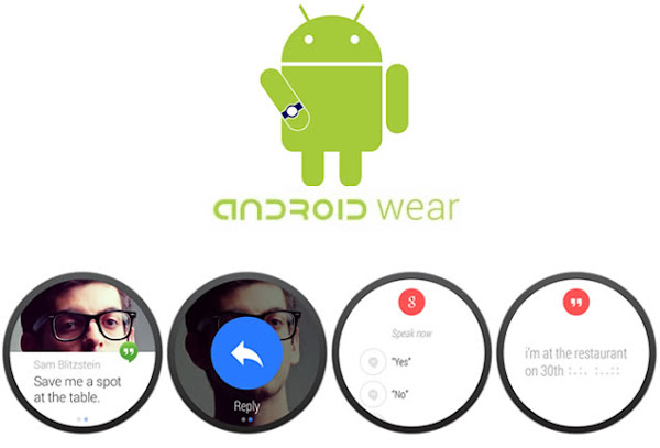 Android Wear Release Date, Devices and SDK