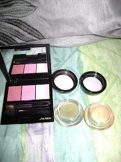 Shiseido... parce qu'il faut savoir se gâter :)