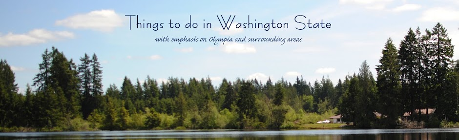 Things to do in Washington State