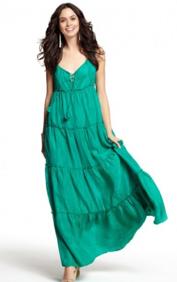 Vestidos Elegantes para la Primavera
