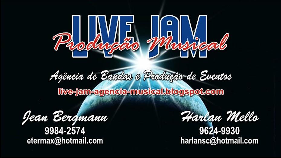 LIVE JAM Agência musical de eventos;)